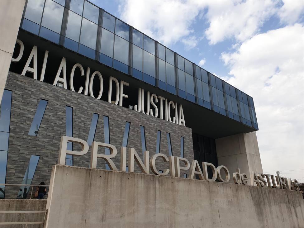 Palacio de Justicia en Gijón