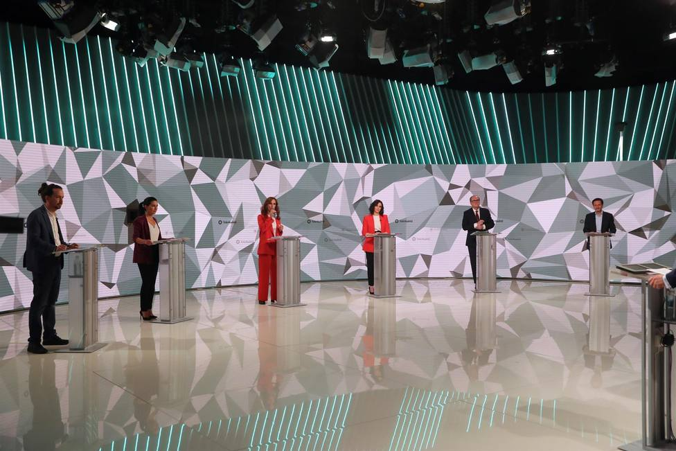 Encuesta | ¿Qué candidato a la presidencia de la Comunidad de Madrid crees que ha ganado el debate?