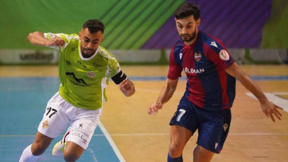 Palma Futsal - Levante