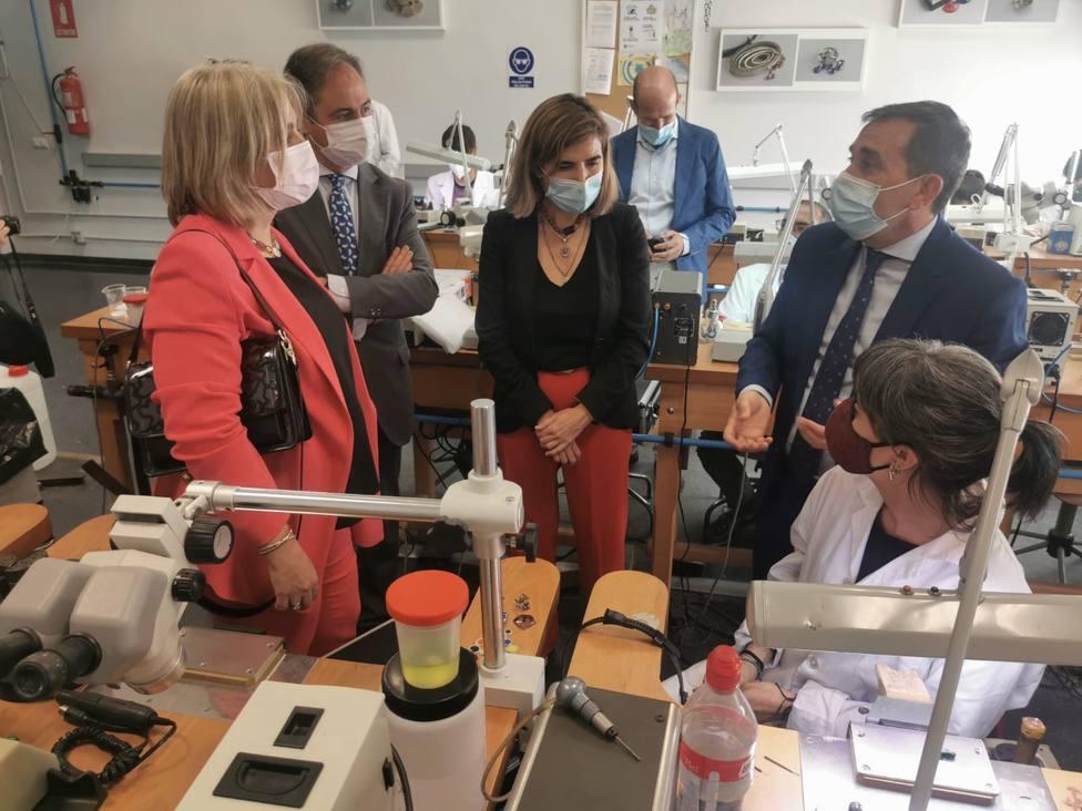 La Escuela de Joyería de Córdoba alcanza una inserción laboral de sus alumnos del 72%