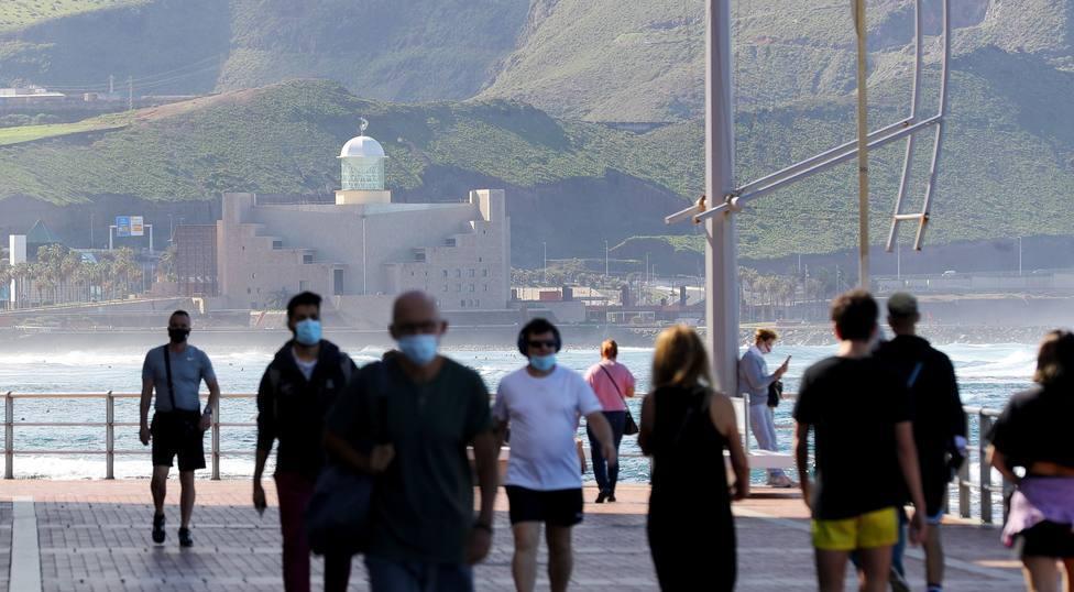 El Tribunal Superior de Justicia de Canarias no permite aplicar el toque de queda ni el cierre perimetral