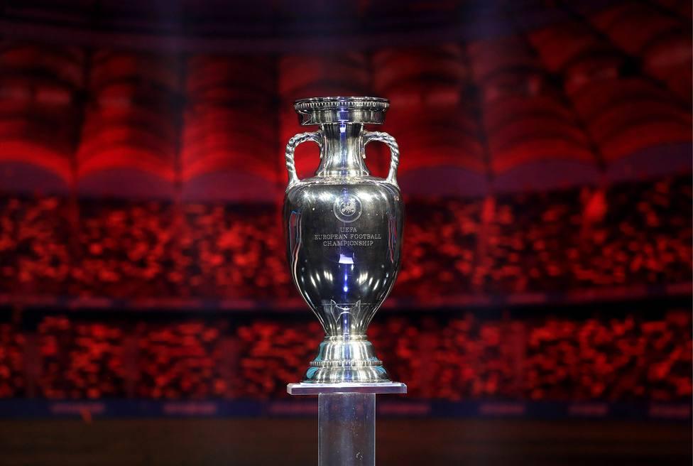 Sorteo de la fase de grupos de la Eurocopa 2020