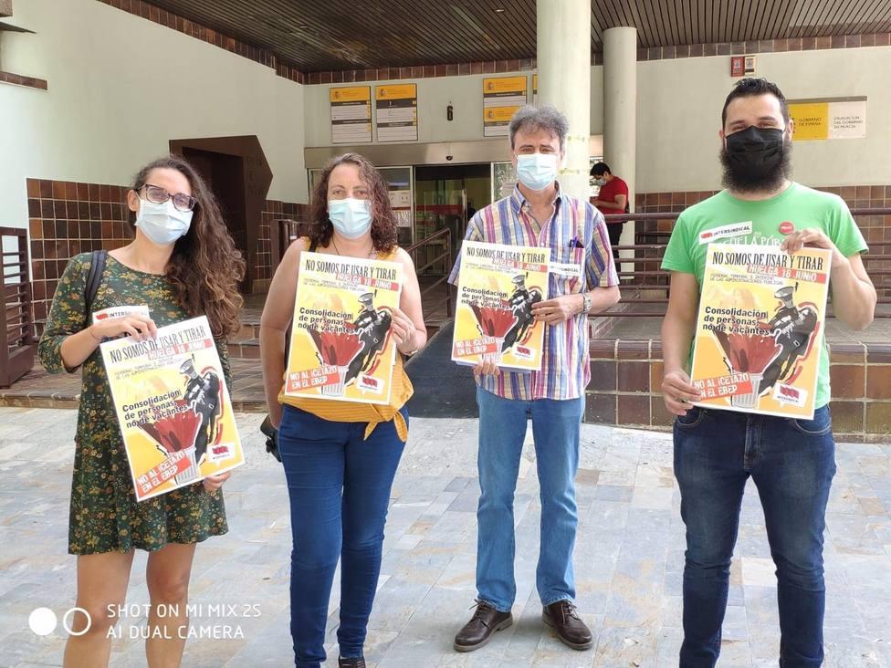 STERM convoca una huelga este viernes por la consolidación del personal interino y en defensa de la escuela pública