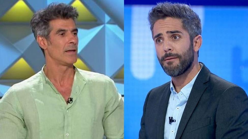Jorge Fernández y Roberto Leal