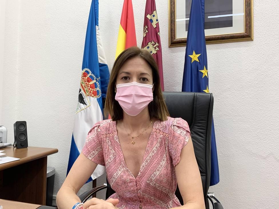Moreno reivindica, que las obras del AVE y la Red de Cercanías Águilas–Lorca se realicen en el menor tiempo
