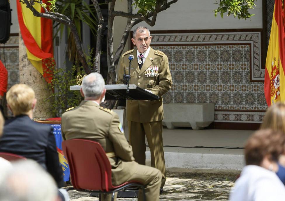 El coronel Javier Ángel Soriano será el orador en Los Coloraos el próximo 24 de agosto