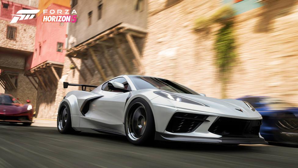 Forza Horizon 5: la lista completa de coches y una fecha que hay que apuntar