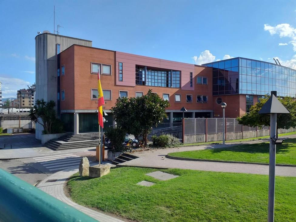 Comisaría de Policía Nacional de Gijón