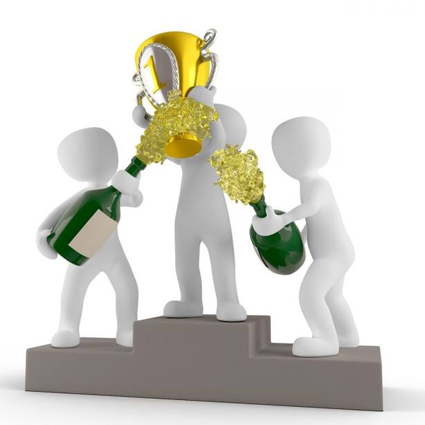 Ganadores del concurso de Agropopular del 28 de julio