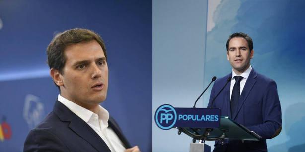 Ciudadanos y PP no apoyarán el decreto ley para exhumar los restos de Franco