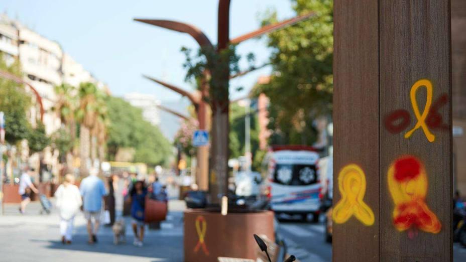 Alemania alerta a sus turistas sobre la tensión en Cataluña