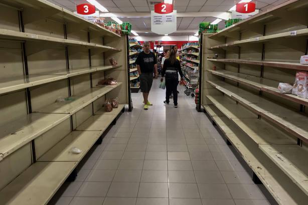 La ONU alerta: la gente sigue muriendo por malnutrición en Venezuela