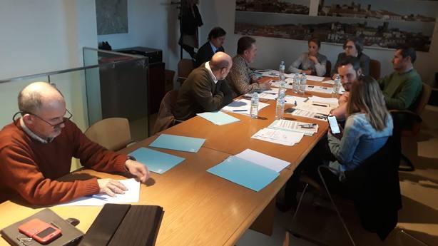 Reunión del Consejo Rector del Consorcio Cáceres Ciudad Histórica