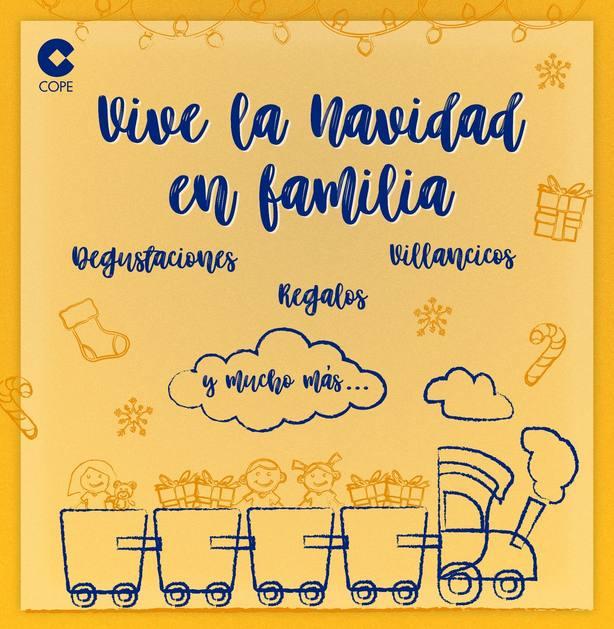 Vive la Navidad con COPE Murcia