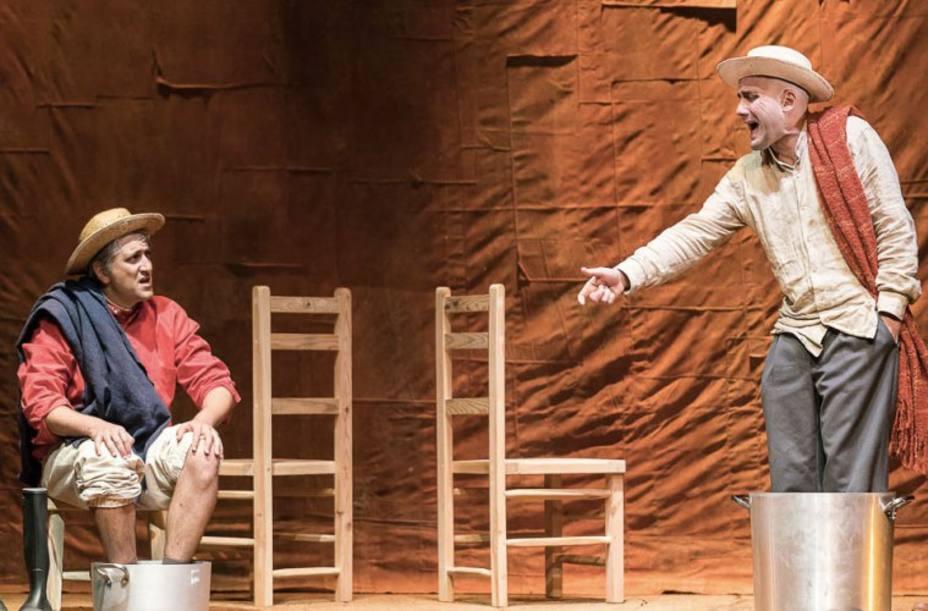 Titzina Teatro representará en Montijo una tragicomedia sobre la relación entre América Latina y Europa