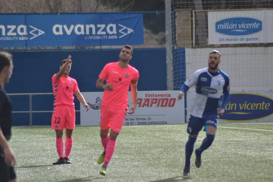 El empate ante el Ebro deja al Castellón colista