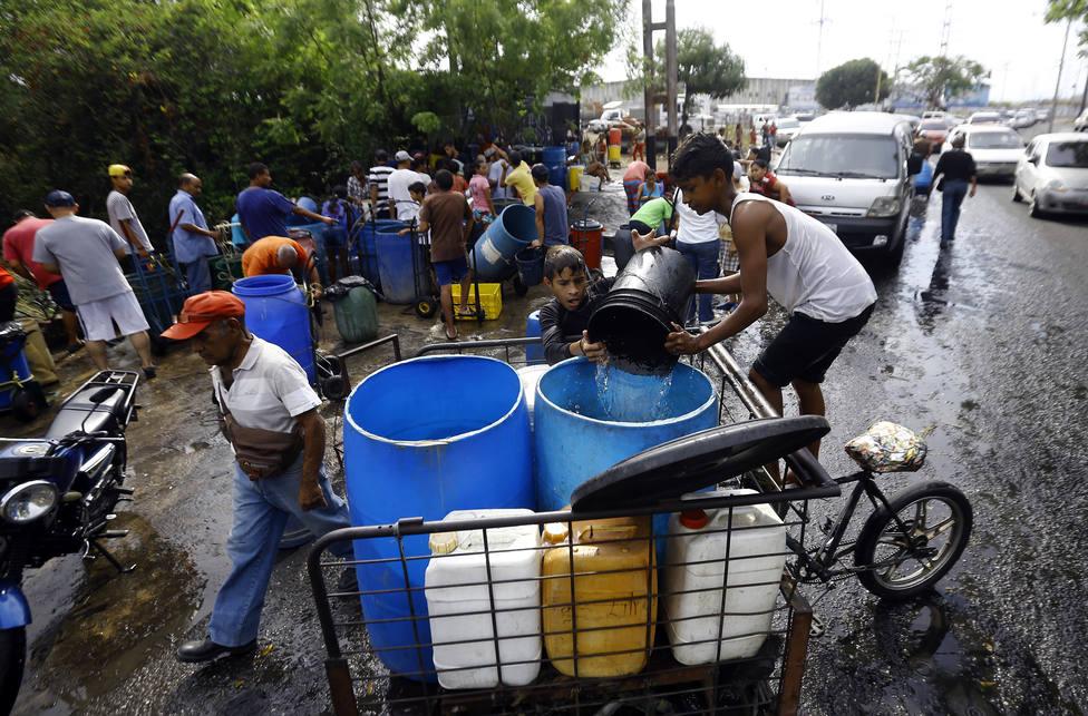 Llega a Venezuela el primer cargamento de ayuda humanitaria de la Federación Internacional de la Cruz Roja