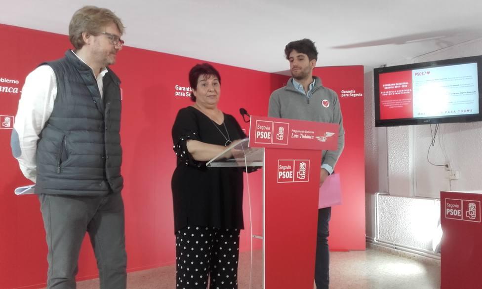 PSOE innovación