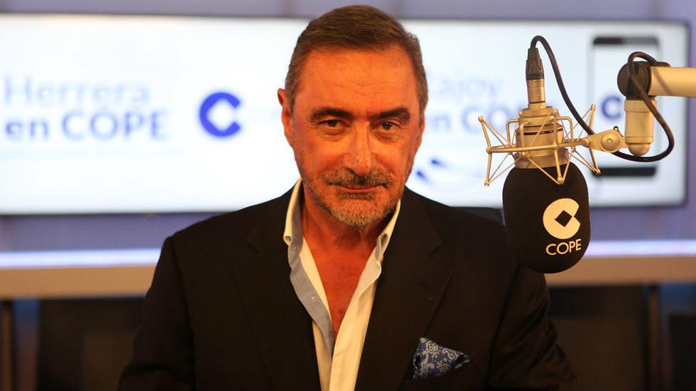 Carlos Herrera, el comunicador mejor valorado de la radio española