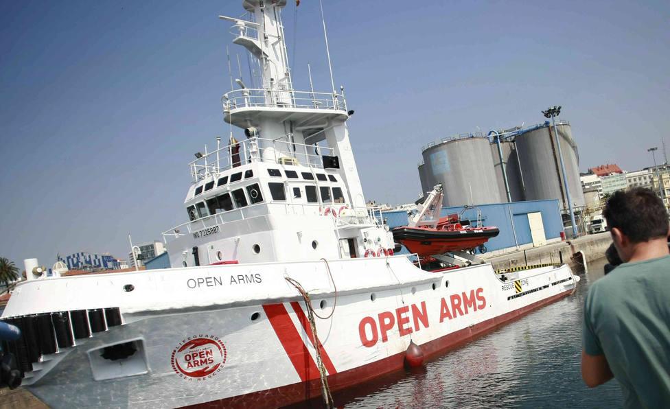 Malta rechaza a la nave de la ONG española Open Arms