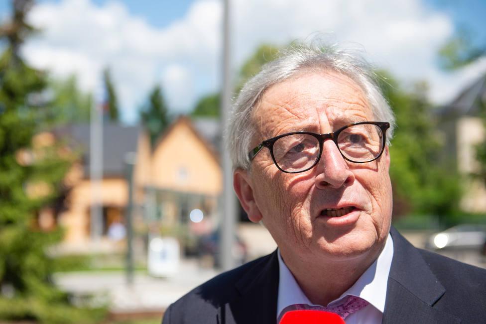 Juncker ve posible un acuerdo con Reino Unido sobre el Brexit