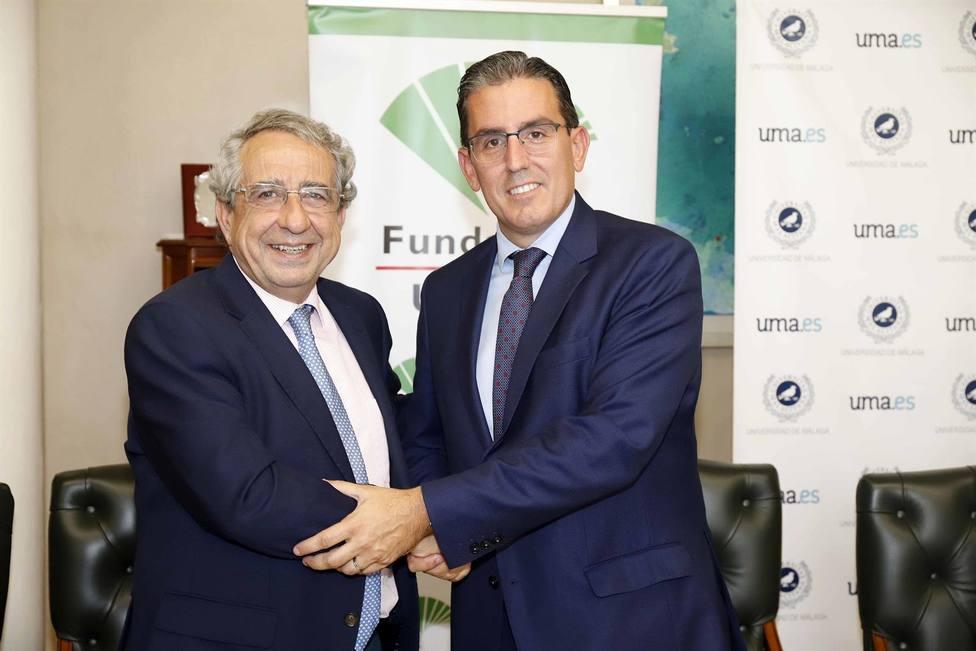 Fundación Unicaja y UMA impulsan la investigación, la ayuda al estudio y la difusión de la cultura
