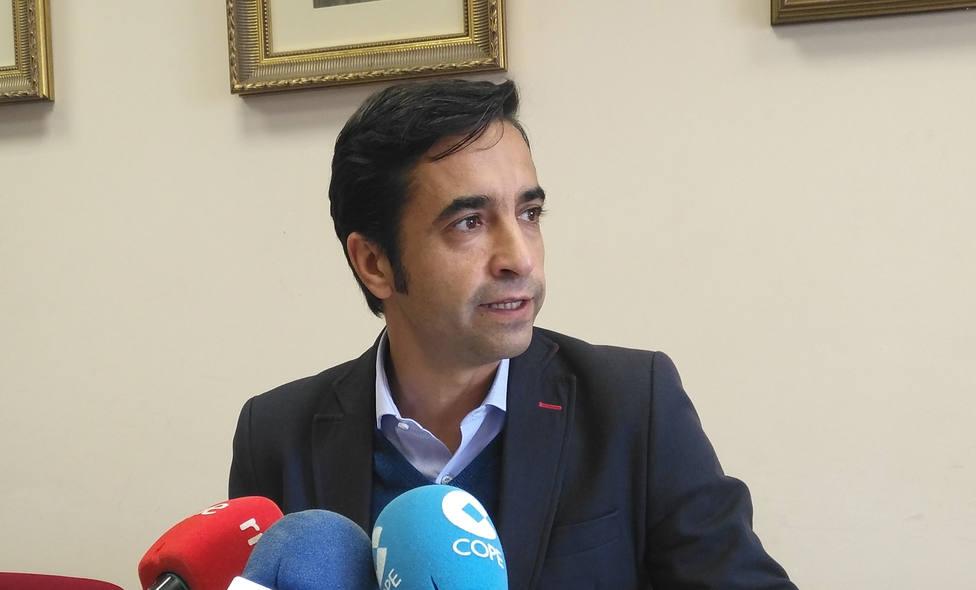 José Manuel Rey Varela, portavoz del grupo municipal del PP de Ferrol