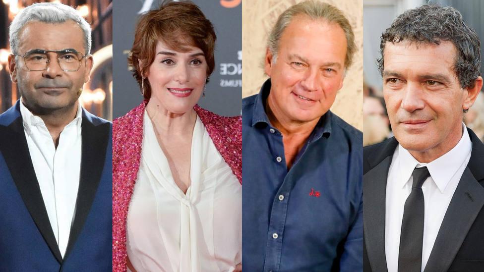 Jorge Javier, Anabel, Osborne o Banderas: ¿A qué partido van a votar estos famosos?