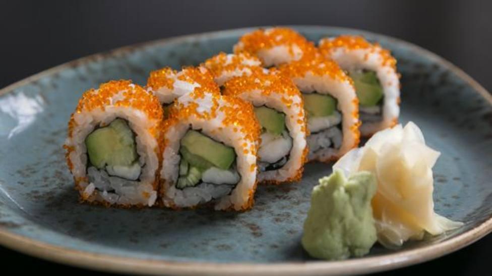 Curso de la ADLE para formar a profesionales del sushi