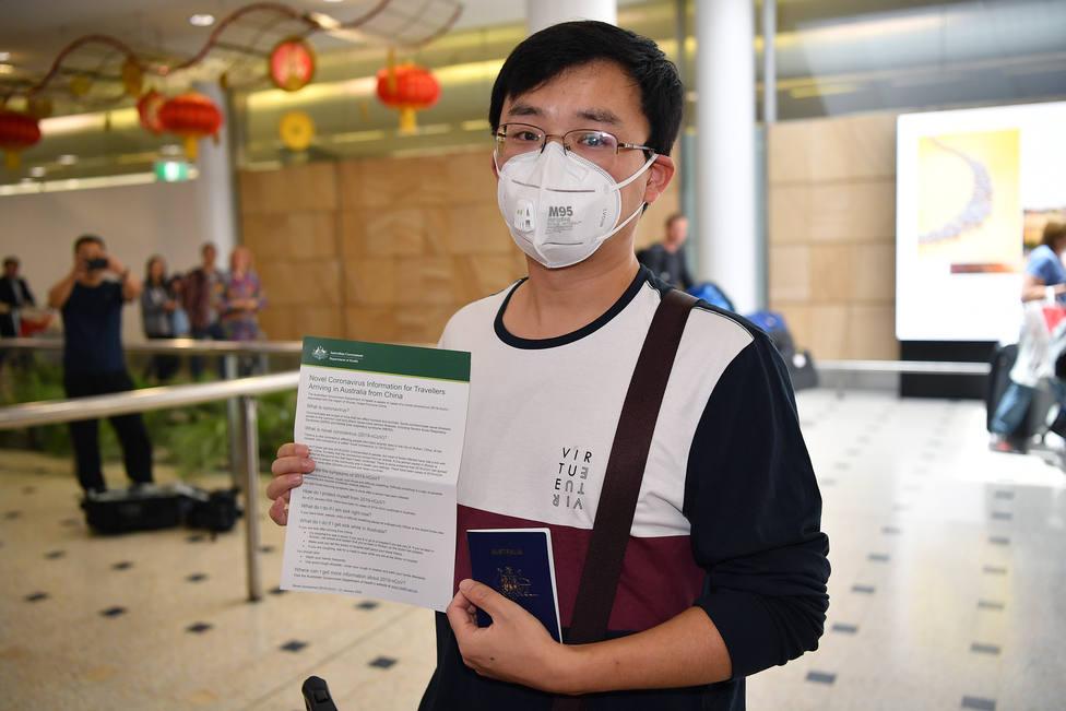Las bolsas chinas registran fuertes pérdidas ante la expansión del coronavirus