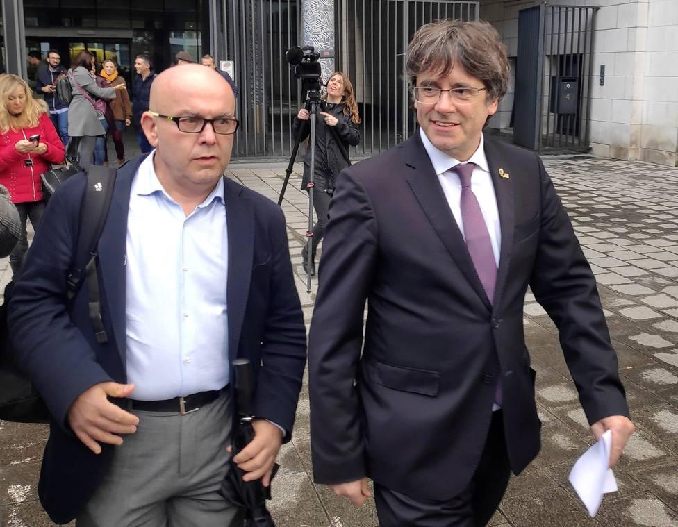 El etarra Josu Ternera ficha como defensor al abogado de Puigdemont, Carlos Boye