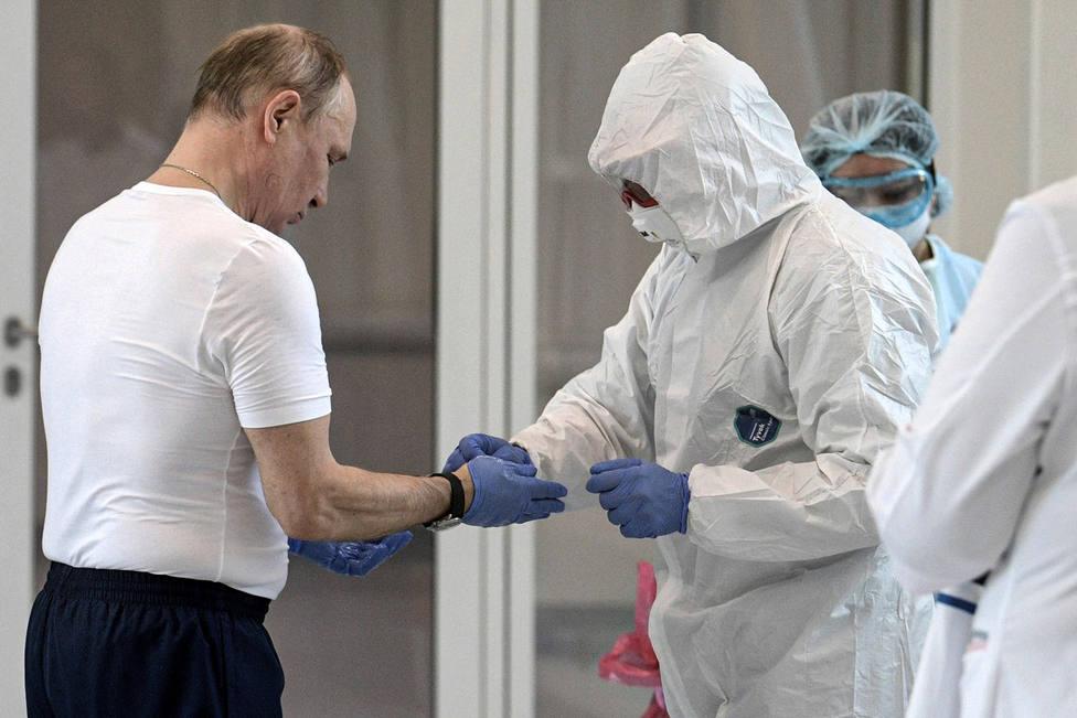 Rusia confirma sus primeros dos fallecidos oficiales por coronavirus