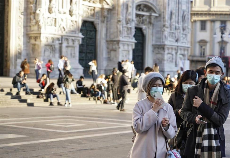 Italia supera los 13.000 fallecidos por coronavirus, con 727 más en las últimas 24 horas