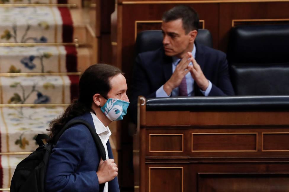 El PSOE se libra del impuesto a los ricos en sus conclusiones para la Reconstrucción pactadas con Podemos