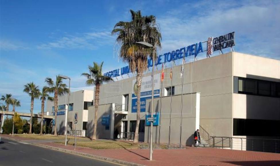Imagen de archivo del Hospital de Torrevieja (EFE)