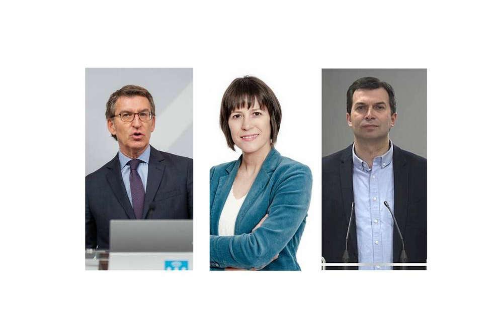 La izquierda se juega el segundo puesto en un debate electoral