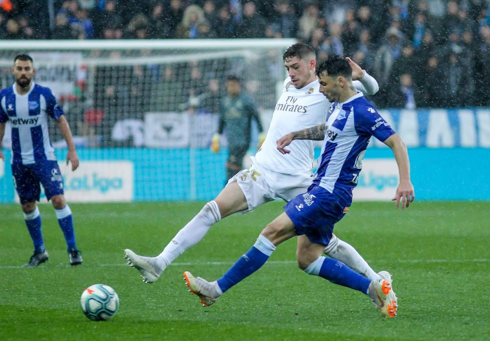 Real Madrid - Alavés: horario, dónde ver y escuchar el partido