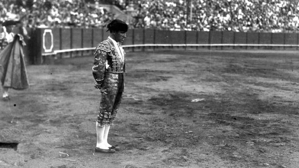 Juan Belmonte trenzó su último paseíllo de luces en Córdoba en noviembre de 1936