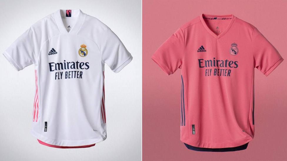 Camisetas del Madrid para la 2020/21