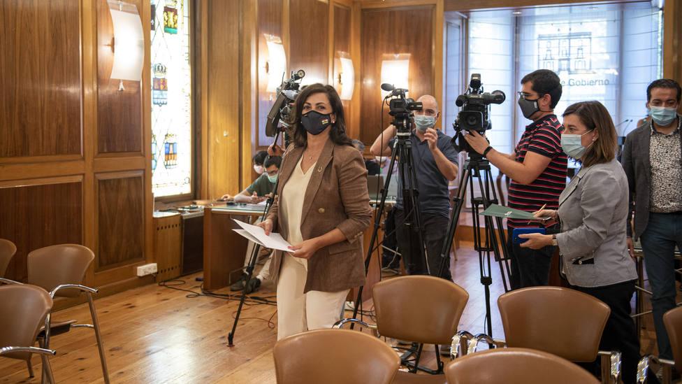 Así reestructura Concha Andreu el Gobierno de La Rioja
