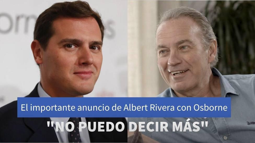 Albert Rivera hace este importante anuncio sobre Malú en Telecinco con Bertín Osborne