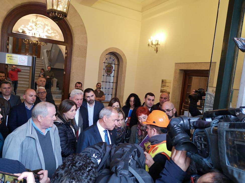 """La Diputación dice que Alcoa tiene que """"devolver el dinero público"""" que ha recibido"""