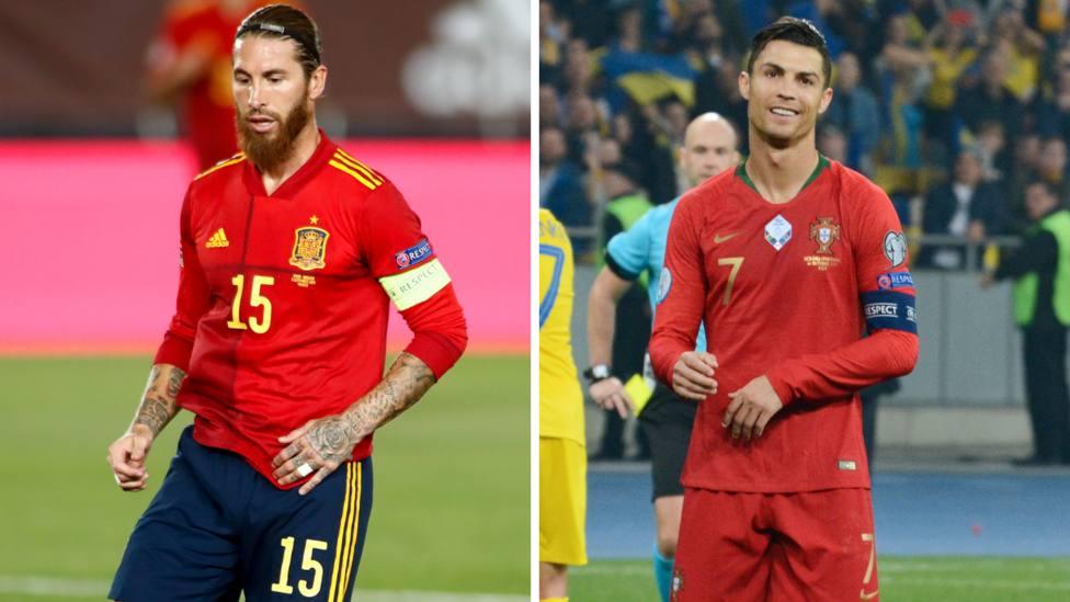 Sigue este miércoles desde las 20.15 en Tiempo de Juego el partido entre Portugal y España