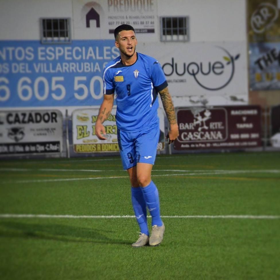 Juan Arcas quiere alcanzar la Copa del Rey con el Villarrubia