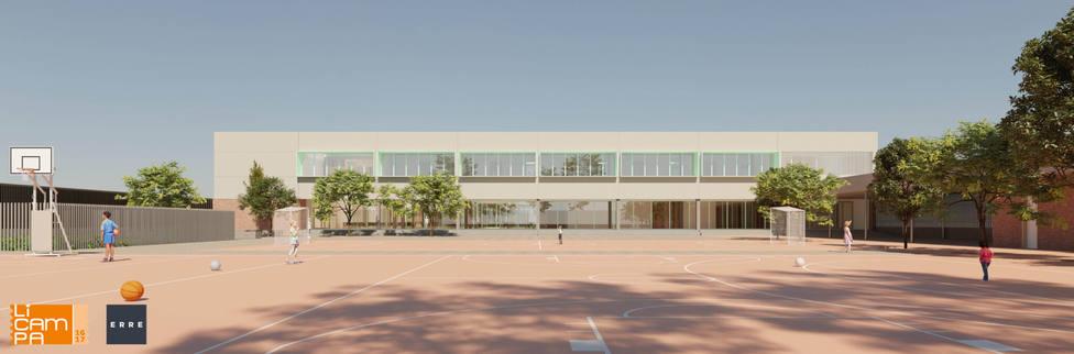 Nuevo colegio Les Arts