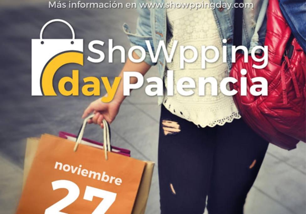 Palencia acogerá este viernes el Showpping Day para incentivar el comercio local y dinamizar la ciudad