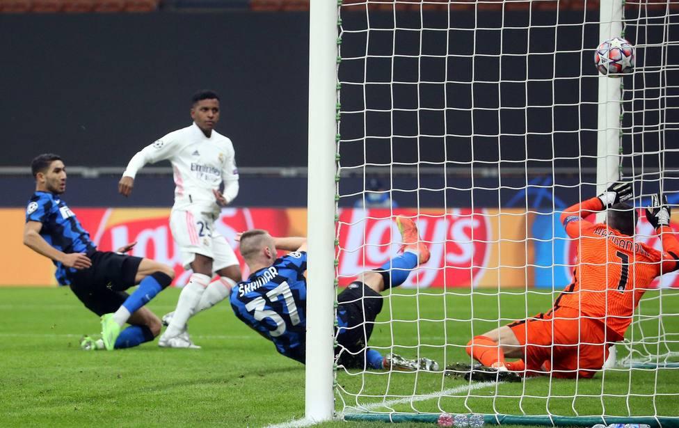FC Inter vs Real Madrid