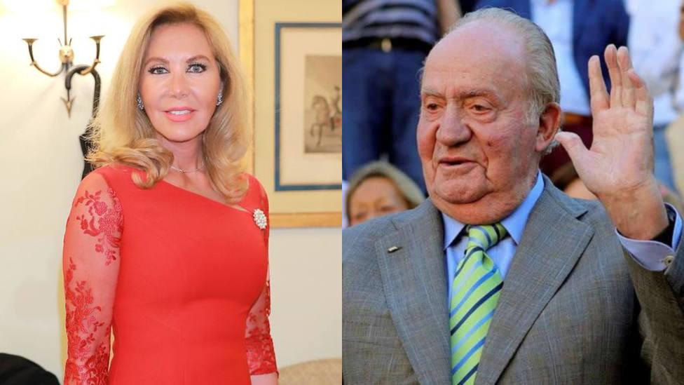 Norma Duval revela su clara postura sobre la vuelta de don Juan Carlos en Navidades: Coherente