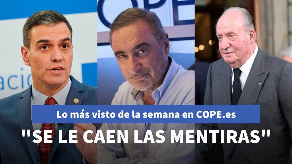 El recado de Herrera a Sánchez por la crisis migratoria, entre lo más visto de la semana