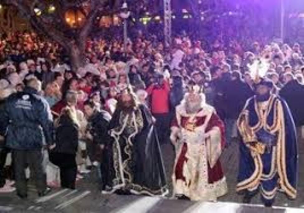 LLegada de los Reyes en años anteriores